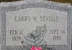 Larry W Seville