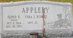 "Floyd Ellsworth ""Spully"" Appleby"