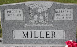 Barbara Ann <I>Weimer</I> Miller