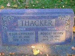 Jessie Catherine Thacker