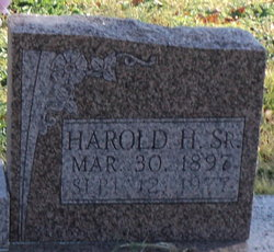 Harold Howard Wampler, Sr