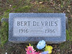 Bert DeVries