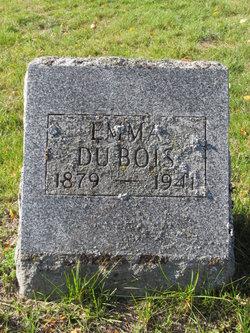Emma Elizabeth <I>Senglaub</I> DuBois