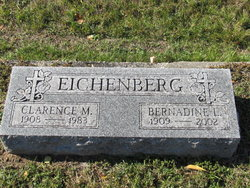 Clarence M Eichenberg