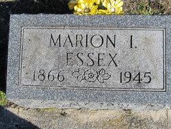 Marion I Essex