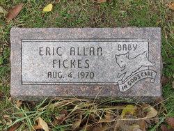 Eric Allan Fickes