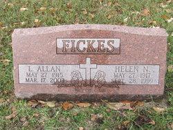 Helen Nancy <I>McMillen</I> Fickes