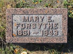 Mary E Forsythe