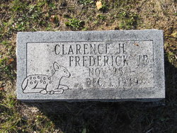 Clarence H Frederick, Jr