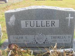 Ralph E Fuller