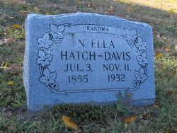 N Ella Hatch-Davis