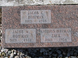 Jacob C Hoffman