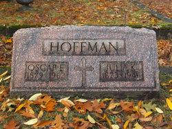 Oscar E Hoffman