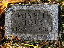 Minnie Hole