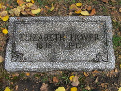 Elizabeth <I>Smith</I> Hover