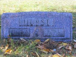 Ruth Elizabeth <I>Eichenberger</I> Hurst
