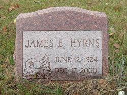 James E Hyrns