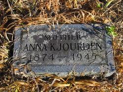 Anna Kate <I>Stone</I> Jourden