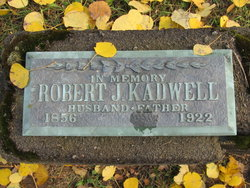 Robert James Kadwell
