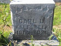 Carl L Kalfsbeek