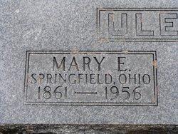 Mary Elizabeth Ulery
