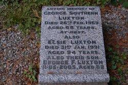 Elsie Luxton