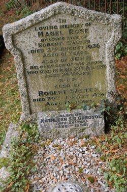 Mabel Rose Salter