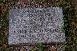 Annie Maud Salter