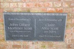Claire Alice <I>Isles</I> Scott