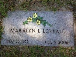 Maralyn L Loveall