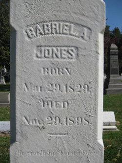 Gabriel A. Jones