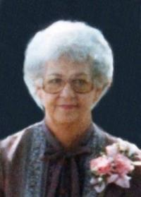 Betty F <I>Hunt</I> Hibner