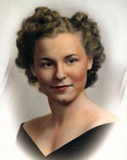 Marjorie Jane <I>Banks</I> Jones