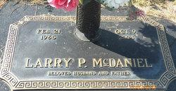 Larry P. McDaniel