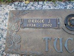 Margie J Tucker