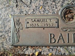 Samuel T Bailey