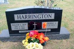 """Walter Lee """"Skip"""" Harrington"""