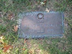 Margie E Hinkle