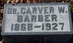 Dr Carver W Barber