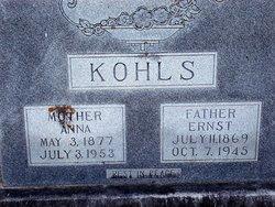 Ernst Kohls