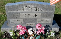 Hannah <I>Hopes</I> Dyer