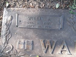 Willis Haskell Waldrop