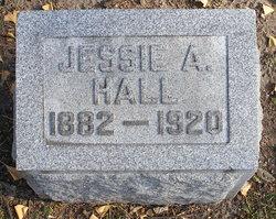 Jessie A. Hall