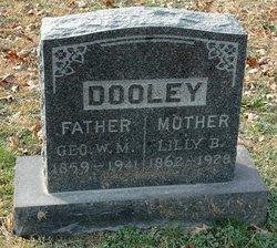 Lilly Belle <I>Bontrager</I> Dooley