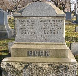 Martha A. Buck