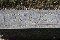 Theodore P Harrison