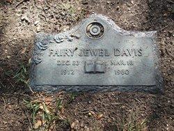 Fairy Jewel Davis