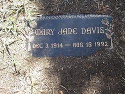 Mary Jane Davis