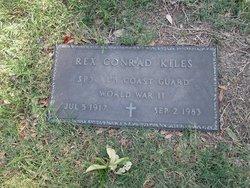 Rex Conrad Kiles