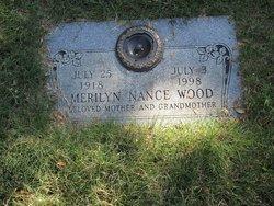 Merilyn Nance Wood